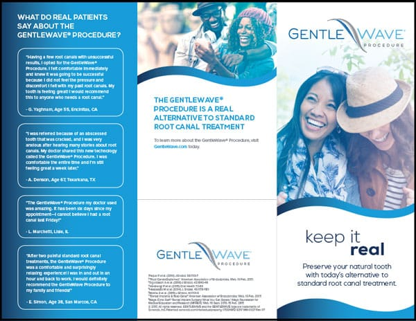 GentleWave Patient Brochure in Solon, OH